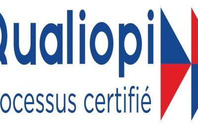 SGI Formations certifié Qualiopi